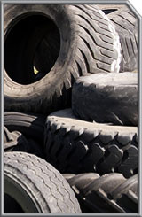 Tyre Collection Service